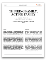 Think Family, Act Family